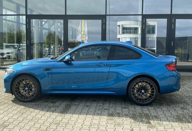 Photo 3 de l'offre de BMW M2 COUPE (F87) 3.0 410CH COMPETITION M DKG 29CV à 85500€ chez YM Automobiles