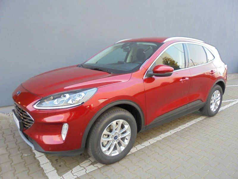 Ford KUGA 1.5 ECOBOOST 150CH TITANIUM Essence ROUGE Neuf à vendre